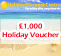 Holiday Voucher