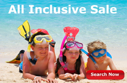 all inclusive holiday sale