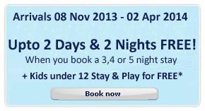 disneyland paris offers